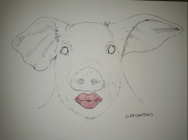lipstick pig